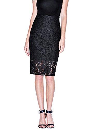 Marciano-Aisha-Lace-Skirt