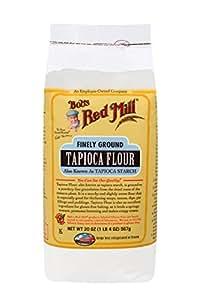 Amazon.com : Bob's Red Mill Finely Ground Tapioca Flour
