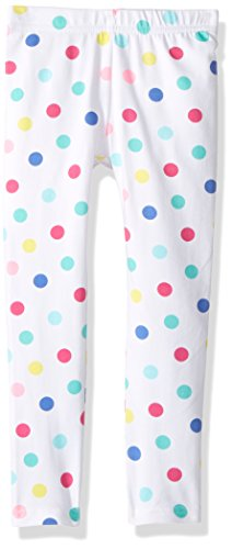 Carters Girls Polka Dot Leggings