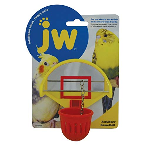 JW Pet Company JW Pet Company Activitoys Birdie Basketball Bird Toy - 31092 price tips cheap