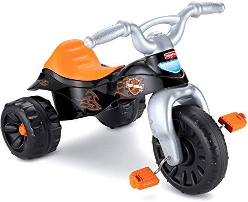 Fisher Price Harley Davidson Tough Trike Black for kids