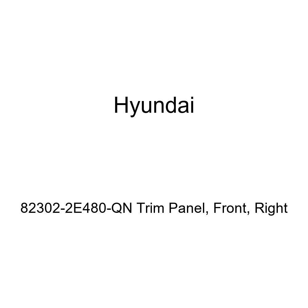 Genuine Hyundai 82302-2E480-QN Trim Panel Front Right
