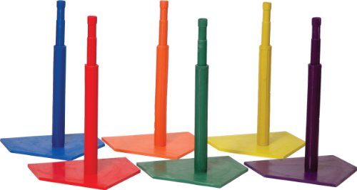 Champion Sports Deluxe Batting Tee Set by Champion Sports