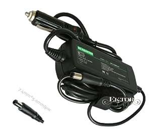 65W Cargador de Coche para Dell Latitude 131L, D400, D410, D420, D430, D500, D505, D510, D520, D530, D531, D531N, D560, D600, D610, D620, D630, D630N, D631N, D631, D630c, E4200, E4300, X300, X30 Dell Precision M Seriess: M20 M2300 PA-12