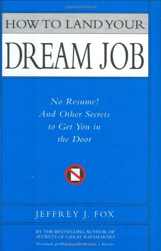 How Land Your Dream Job product image