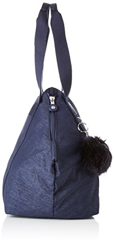 Night Cm Art Bandolera spark Mujer Kipling Para Bolso Azul 44x27x20 xvzH7npYH