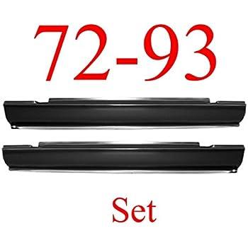 Rocker Panel OE Style 72-93 Dodge Ramcharger /& Dodge Pickup PAIR