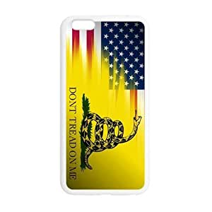 Don't Tread On Me, Back Cover TPU For iphone 6 (5.5 inch), Custom iphone 6 plus Case