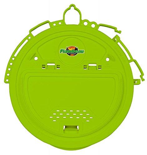 - Flambeau 6062BC Premium Bait Bucket Lid