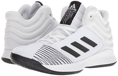 Pictures of adidas Kids' Pro Spark 2018 Basketball Shoe 4