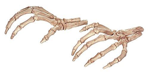 VT BigHome Skeleton animal 100% Plastic Animal Skeleton Bones Horror Halloween Christmas Prop animal Crow Skeleton Decoration New Year