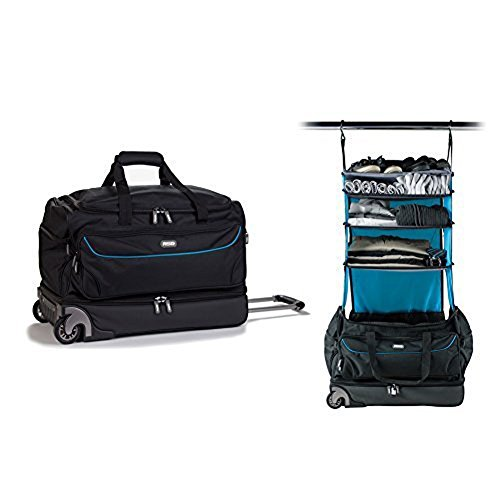 portable-shelving-luggage-rise-gear-roller-blue
