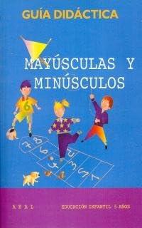 Mayúsculas y minúsculos 5 años. Libro guía del profesorado ...