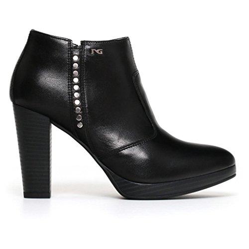 Basses Cipria Nero Femme Sneakers Giardini qI7wxUEz