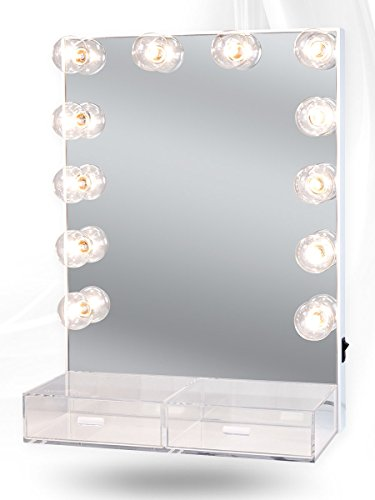 Impressions Vanity Hollywood Crystal Xl Lighted Makeup