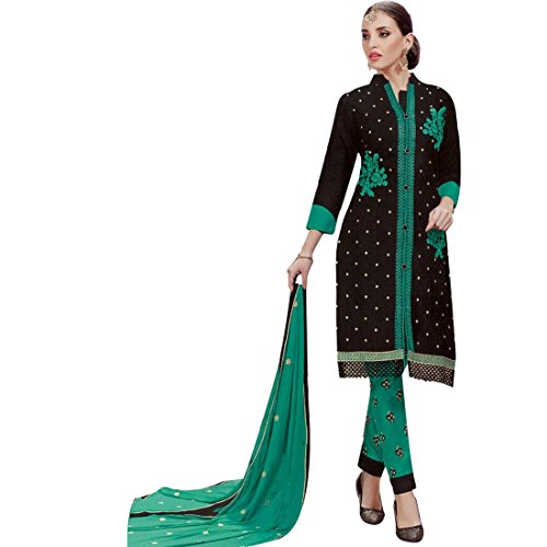 Indian Cotton Salwar Kameez - 5