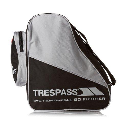 Trespass Stormfront Ski Boot Bag Black 3cF4BuzHc