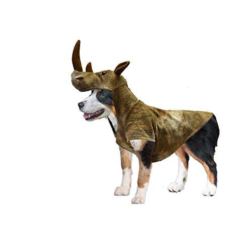 Amazing Pet Products 54973 Rhinoceros Wannabe Dog Coat, Medium]()