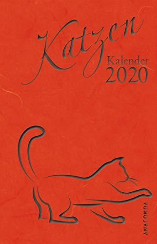Katzen Kalender 2020   Taschenkalender