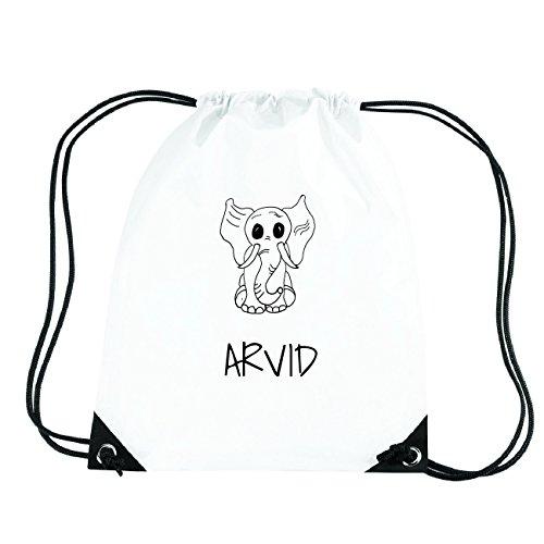 JOllipets ARVID Turnbeutel Sport Tasche PGYM5166 Design: Elefant
