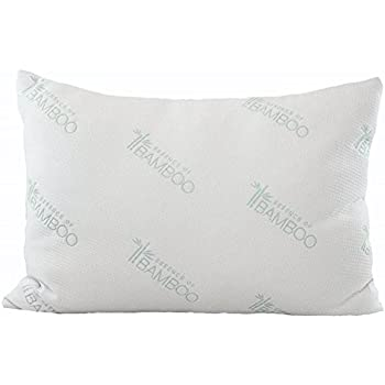 Amazon Com Essence Of Bamboo Derived Rayon Pillow With