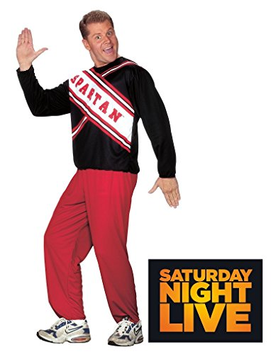 Spartan Cheerleader Costume (SNL Saturday Night Live) - Male]()