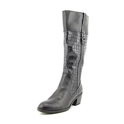 LifeStride Calf Amsler LifeStride Womens Womens Nicroc Wide Black Wish Boot 1RxdwXxq