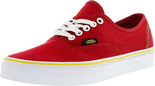 08307ac918 VANS Authentic Unisex Shoes Solstice 2016 Olympic Red Fashion Sneakers