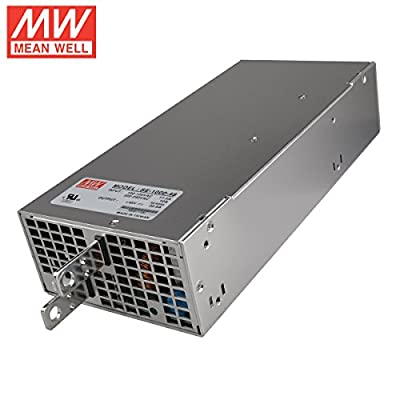MEAN WELL 1000W 20.8A 48V Power Supply SE-1000-48 AC to DC 48V Transformer Switch Mode Power Unit