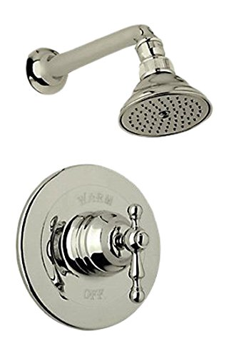 Trumbull Rohl ACKIT30EX-STN Kit Arcana Shower Package wit...