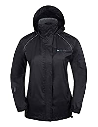 Mountain Warehouse Pakka Womens Waterproof Jacket