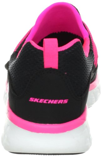 sintético Bkhp de nbsp;Loving Negro Schwarz Synergy Zapatillas Skechers material Life mujer wYOgqAWvPx
