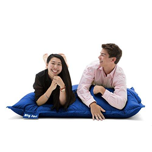 Big Joe Original Bean Bag Chair Sapphire New Ebay
