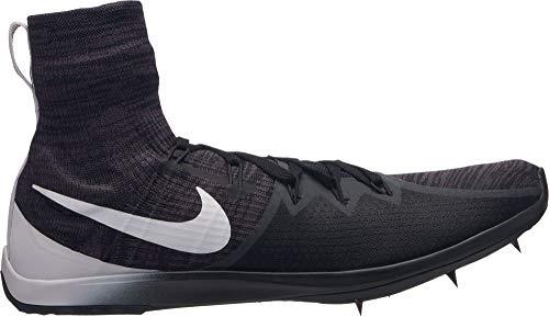 Nike Men's Zoom Victory 4 XC Spike (7 M US, Black/White/Thunder Grey/Vast - Spikes Nike Victory