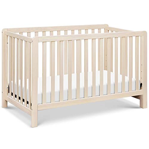 Carter's by Davinci Colby 4-in-1 Convertible Crib, Washed Natural - New Carters Baby Crib