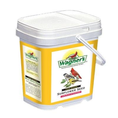Wagner 12 lb. Four Season Sunflower Seed Wild Bird Food Bucket