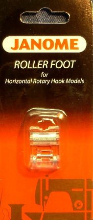 janome roller foot - 1
