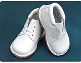 White Lace Ankle Easter Baby Toddler Boy Girl Shoe 3-9.5