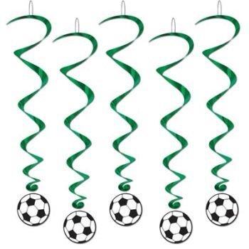 Soccer Cut Out Decoration - 7