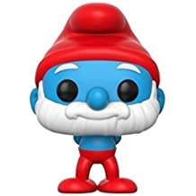 Funko Pop Animation Papa Smurf