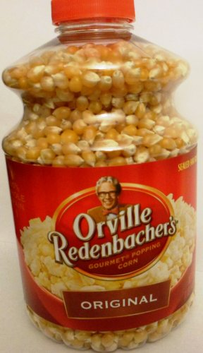 Orville Redenbacher Original Popcorn Kernel Jar, 30-ounces (Pack of 3)