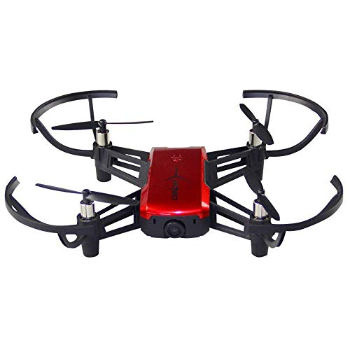 RC Drone HD Camera Live Video 2.4G WiFi Arris FPV Quadcopter RTF W/ 720P 2MP 120°Wide-Angle Camera/Altitude Hold/Headless Mode/One Key Function/APP Control / 3D Flip (Red Color)