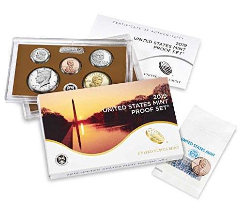 2019 S United States Mint Proof Set with Bonus 2019