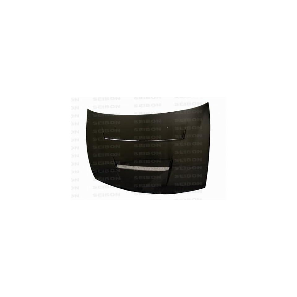 Seibon Carbon Fiber DV Style Hood Nissan 240SX S14 97 98