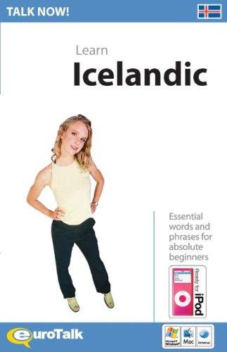 EuroTalk 51534 Talk Now Icelandic