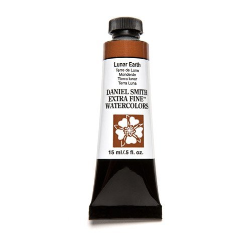 Price comparison product image Daniel Smith Watercolour 15ml Tube (S1) - Lunar Earth (0050) by Daniel Smith