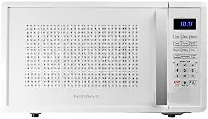 Farberware Professional FMWO11AHTWHC  1.1 Cubic Foot 1000-Watt Microwave Oven, White