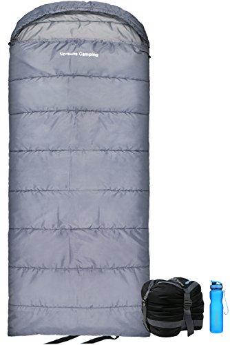 Norsens Lightweight Camping Backpacking Sleeping Bag ...