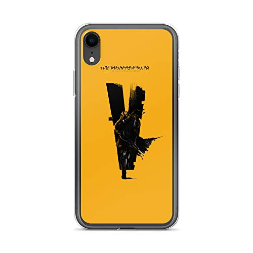 iPhone XR Case Anti-Scratch Gamer Video Game Transparent Cases Cover Metal Gear Retro Video Games Computer Crystal Clear