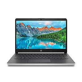 HP 14in High Performance Laptop (AMD Ryzen 3 3200U 2.6GHz up to 3.5GHz, AMD Radeon Vega 3 Graphics, 4GB DDR4 RAM, 128GB…